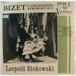 Bizet: L'Arlesienne Symphony in C – Leopold Stokowski – VIC 1008