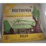 """""""Beethoven-Symphony No.6 -""""Pastoral"""" – LXT 2872"""