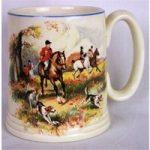 Lord Nelson Ware Fox Hunt Design Ceramic Mug