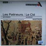 Meyerbeer: Les Patineurs. Massanet: Le Cid Israel Philharmonic Orchestra, Martinon. – SDD 139
