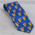 M&S blue, red and yellow novelty tie