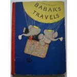 Babar's Travels – Jean De Brunhoff – 1935