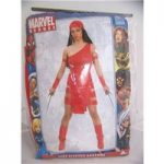 Cesar – Size: Medium 14/16 – Red – Marvel Heroes Sexy Elektra Costume