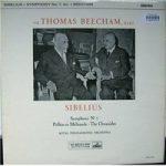 Sibelius: Symphony No.7 Royal Philharmonic Orchestra, Beecham. – ASD 468