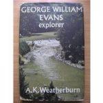 George William Evans, Explorer
