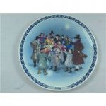 Lovely collector's plate by Wedgwood