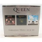 Queen The Platinum Collection Greatest Hits I II & III Queen