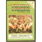 Rugby Programmes – 4 Miscellaneous