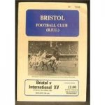 Rugby – 5 Miscellaneous Programmes and 2 tickets – Bristol RFU