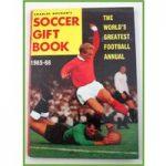 C.Buchan's Soccer Gift Book 1965-1966.