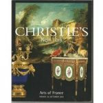 Christie's Arts of France