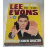 Lee Evans 1994-2005 (6 DVD + 2 CD) Comedy Boxset : Special Edition 15