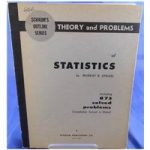 Schaum's Outlines: Statistics