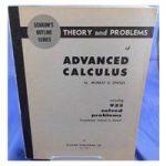 Schaum's Outlines: Advanced Calculus