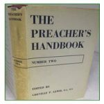The Preacher's Handbook Number Two