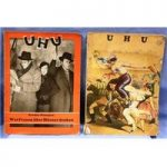 1933. Two early UHU Magazines. Issues 5 & 6