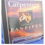 The Carpenters Classics: Performed On Panpipes – Norton, Christopher