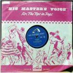 That's Right / Honey Honey – The Deep River Boys – POP 263