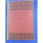 Cornelii Taciti – Liber I
