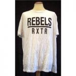 RTXR RXTR – Size: XL – White – Short sleeved T-shirt