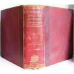 A New English Dictionary on Historical Principles, Volume VII, O & P