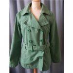 F+F Size: 12 Green Smart jacket / coat