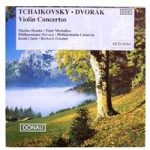 Violin Concertos , by Tchaikovsky (inspired by Lalo) and Dvorak (dedicated to Hungarian violinist) CD