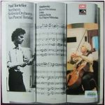 Tchaikovsky: Rococo Variations: Grieg : Holberg. Paul Tortelier. – ASD 2954