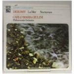 CARLO MARIA GIULINI – DEBUSSY La Mer Nocturnes- SXLP 30146