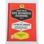 Practical Tape Recording Handbook No1