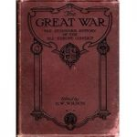 The Great War – The Standard History Of The All Europe Conflict – Volume 4
