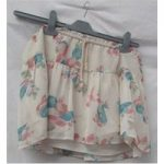 QuickSilver – Size: S – Beige – Mini skirt