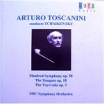 Toscanini , Italian conducting legend, and works by Tchaikovsky (rec. '40, '44 & '41 , CD)
