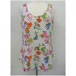 Dorothy Perkins size 16 multi-coloured vest top