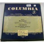 Berlioz Overtures – Paul Kletzki, The Philharmonia Player – 33cx 1003