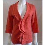 BNWT Marks & Spencer Per Una Jacket – Size – 10 – Orange