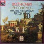 Beethoven: Symphony No.7 Munich Philharmonic, Kempe. – 1C 037 02 511