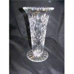 cumbria crystal vase
