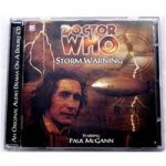 Doctor Who: Storm Warning (audiobook)