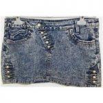 ASOS – Size: 10 – Blue – Mini skirt