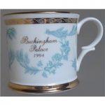 Collectable Buckingham Palace tankard style small mug