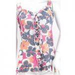 Per Una – Size: 20 – Leopard Print Floral Vest