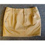 Mango skirt – Size: M – Beige