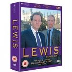 Lewis Series Six DVD (Series Seven included)