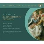 IL MATRIMONIO SEGRETO BRILLIANT OPERA COLLECTION