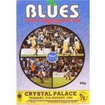Carlisle United v Crystal Palace – Division 2 – 27th August 1985
