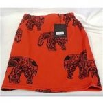 BNWT MISGUIDED – Size: 6 – Multi-coloured – Mini skirt