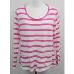 Weird Fish pink/white tunic top Size 14
