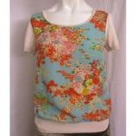 Oasis – size xs – cotton jumper top Oasis – Size: XS – Multi-coloured – Jumper