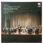 """Mozart: Serenade, """"Haffner"""" Pinchas Zukerman (Violin) – ASD 2884"""